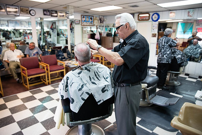 Cuban-American Barbershops