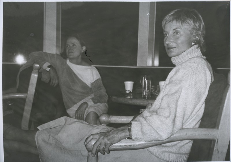 1991 - Diana Fuller & Diane Johnson.jpeg
