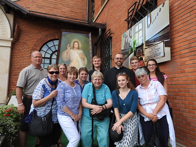 World Youth Day Pilgrimage Day ONE 2016