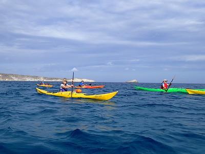 Oct 9 - North coast & Glaronisia with Dave & Sue