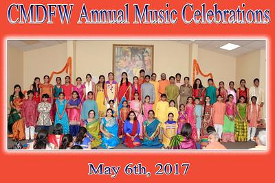 Annual Music Celebrations-2017
