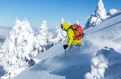 12 03 Skiing tour Pristovski Storzic