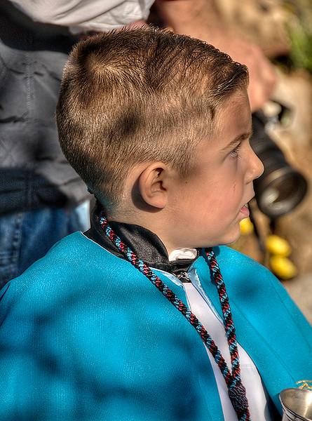 Boy in Blue