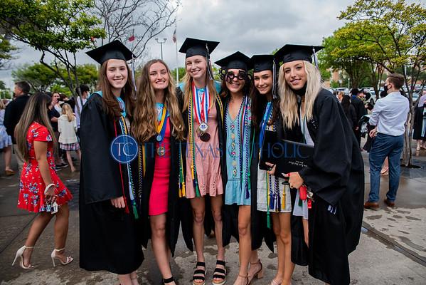 Bishop Lynch Graduation 2021