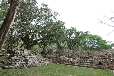 Copán - Las Sepulturas