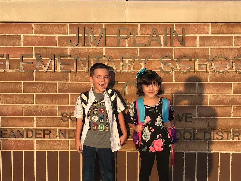 Humberto and Eiza | 1st and Kindergarten | Plain Elementary School