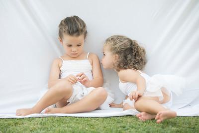 Alexandra y Catalina