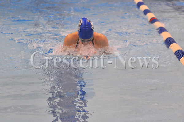 01-12-17 Sports Ayersville @ Defiance swimming