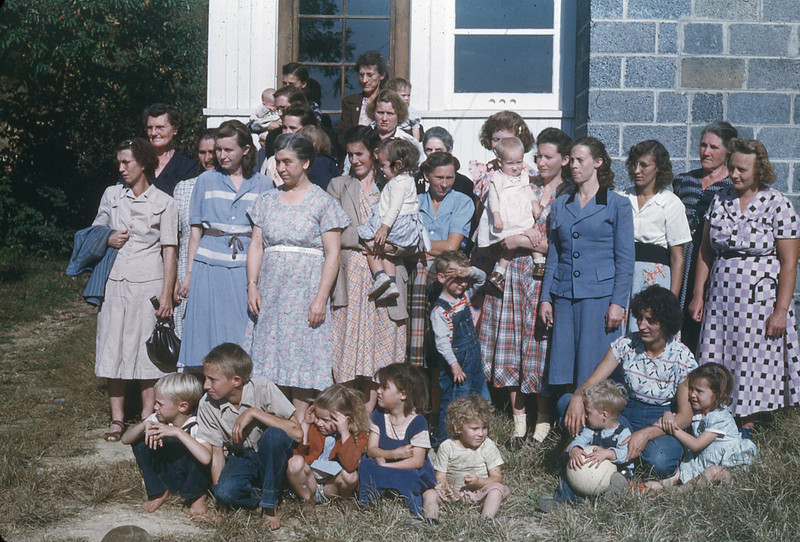 October 1950 - Mt. Washington Ladies Bible Class
