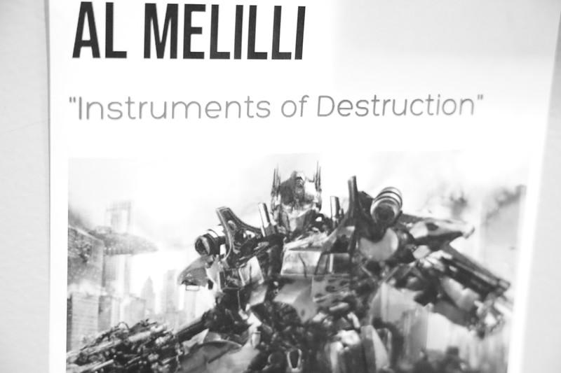 A1 8 Instrumentsof distruction Al Melelli