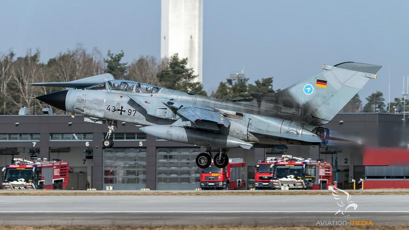 Luftwaffe WTD 61 / PANAVIA Tornado IDS / 43+97