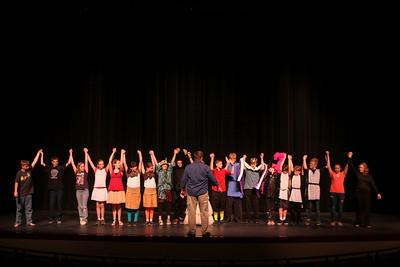 "MS Theatre - 6/3/2013 ""The Clumsy Custard Horror Show"" Dress Rehearsal"