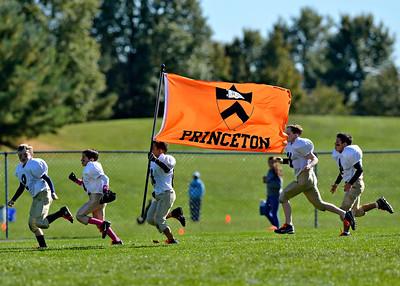 Division 3 Princeton vs. Alabama 10-13-12