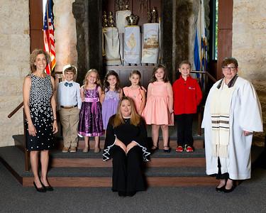Consecration 2018
