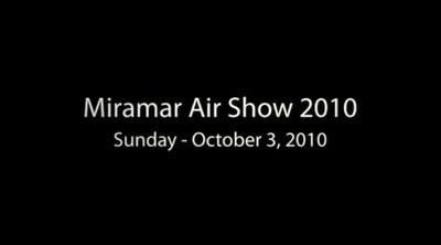 Miramar Airshow 2010