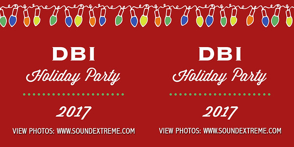 DBI Holiday Party 2017