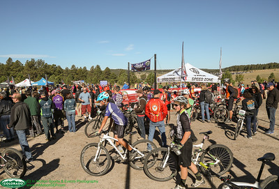 2014 Race 3 - Peaceful Valley Invitational, Venue & Volunteers