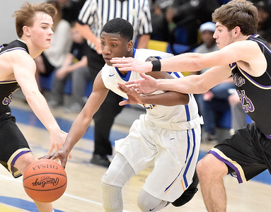 Vermilion lethal from deep, cruises past Clearview
