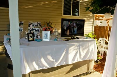 David & Susan's Reception