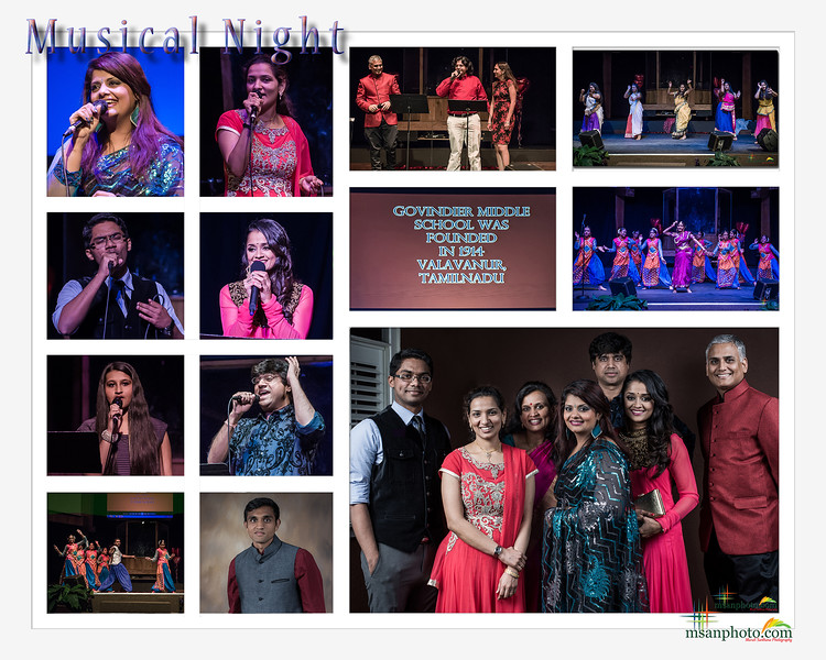 Musical Night 2015