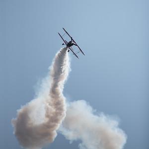 Chateau Impney Hillclimb 2015-Stunt Plane