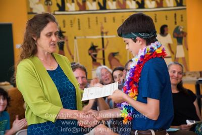 RES 6th Grade Graduation 2016