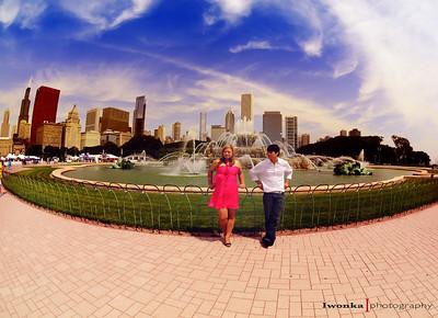 Danny & Tina Engagement Shoot