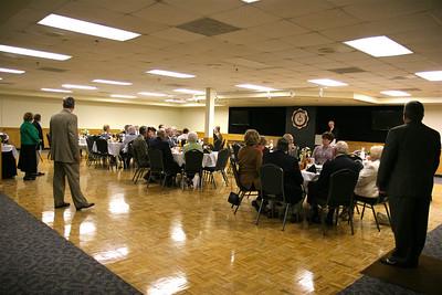 Senator Max Cleland Event