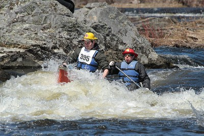 Kenduskeag Stream Canoe Races