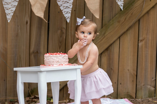 Ridgely Cake Smash