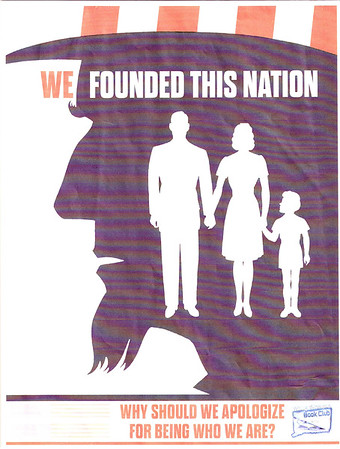 We Founded this Nation Flier 10.18