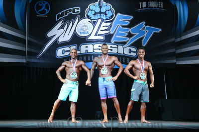 Men's Physique Finals