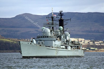 Warships - Royal Navy