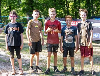 Kids Obstacle Challenge Promo shots