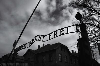 Auschwitz - Birkenau Nazi Concentration Camps, Poland
