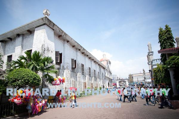 2009-10-21-Basilica Minore de Santo Nino de Cebu
