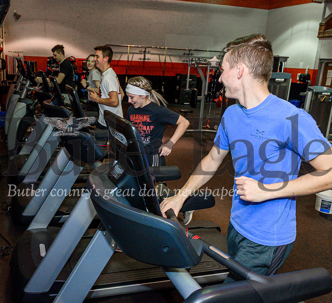Moniteau Fitness Center
