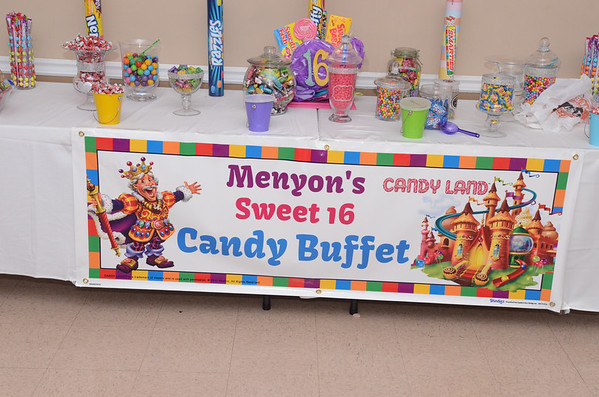 Menyon Sweet 16