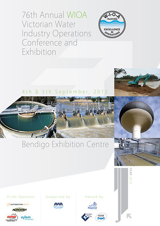 2013 - Victorian 76th  Water Industry Operations Conference