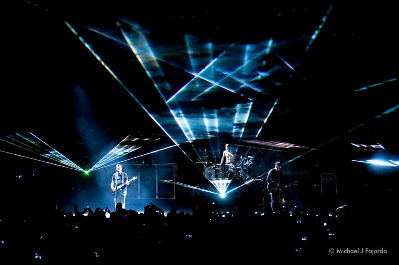 Blink 182 2011 Honda Civic Tour Comfort Dental Amphitheatre September 4, 2011