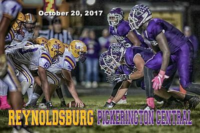2017 Reynoldsburg at Pickerington Central (10-20-17)