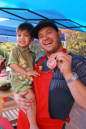 3rd Annual Little Italy Pasta Sauce Cook-Off