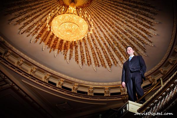 Utah Opera Portrait Shots
