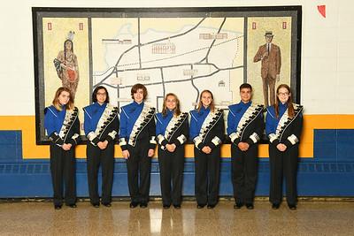 PEQ BAND Uniforms 9-14-18