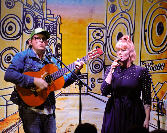Leigh Nash & Stephen Wilson @ The Break Room 10/6/18