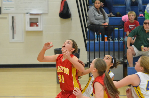 CMS Girls Basketball vs Mattoon B   October 19, 2015