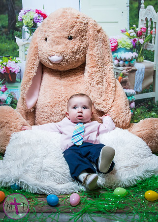 Beau 1st Easter
