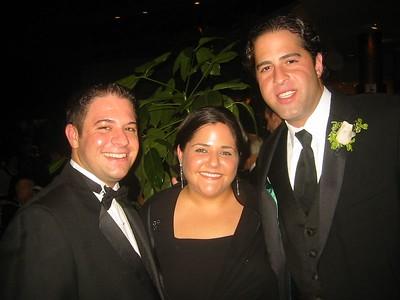 Michael and Loretta's Wedding, 11.01.03