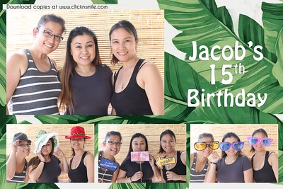 Jacobs 15th Birthday