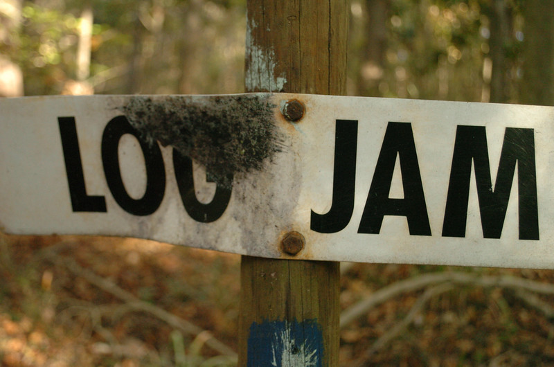 Log Jam - 5170m